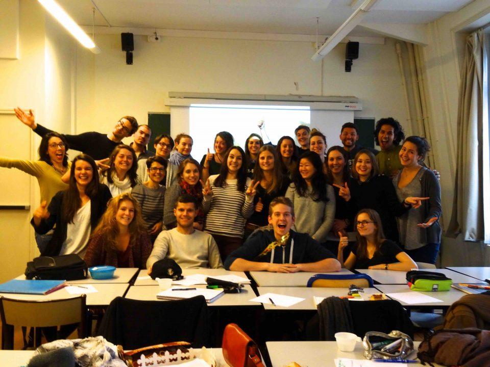 De Colombia a La Sorbonne