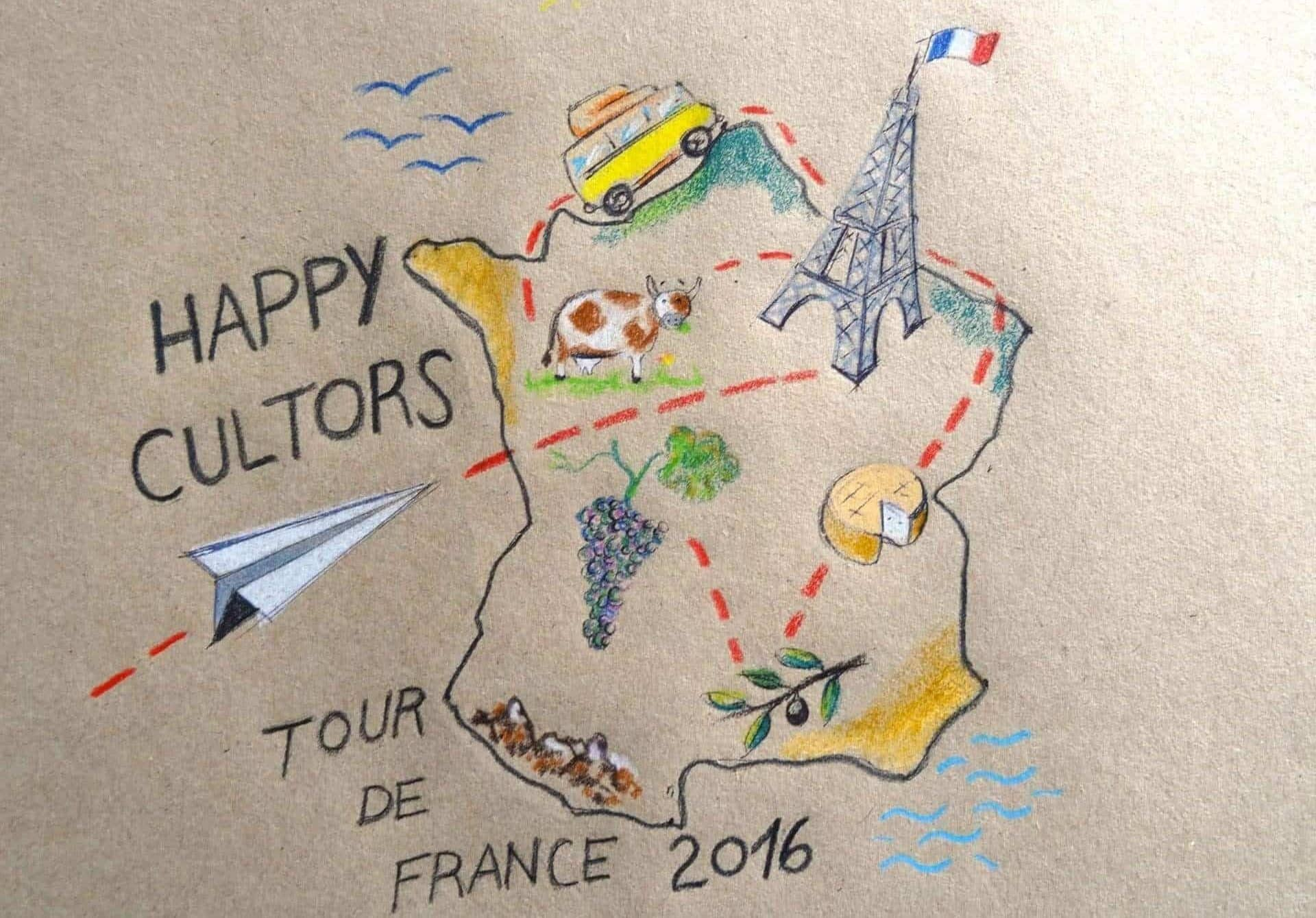 Mon tour de France de l'agriculture naturelle !
