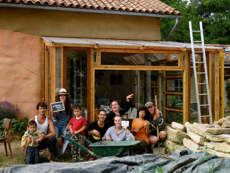 Toute l'actu de mon tour de France des pionniers d'une agriculture naturelle