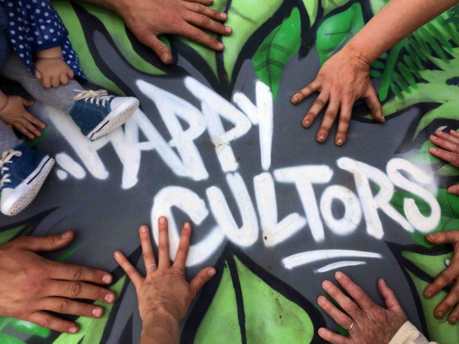 SOUTENEZ NOTRE ASSOCIATION HAPPY CULTORS